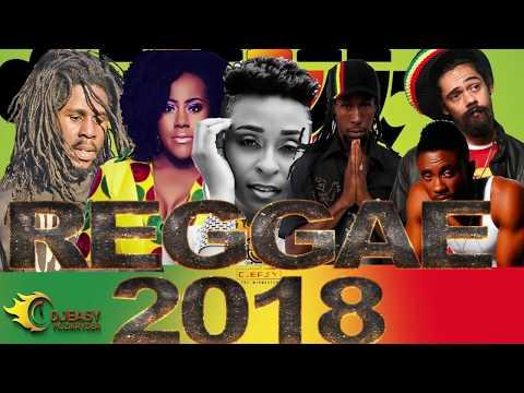 New Reggae Mix 2018  Jah Cure,Freedomcry,Alaine,Chris Martin,Chronixx,Jr Gong,Capleton & more