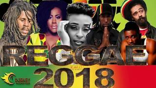New Reggae Mix 2018  Jah Cure,Freedomcry,Alaine,Chris Martin,Chronixx,Jr Gong,Capleton & more - Stafaband