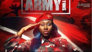 terri lyons soca army 2016 soca trinidad