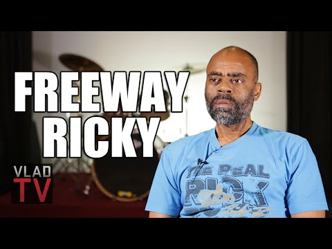 Freeway Ricky on His Role in the Reagan Iran-Contra Drugs & Weapons Scandal