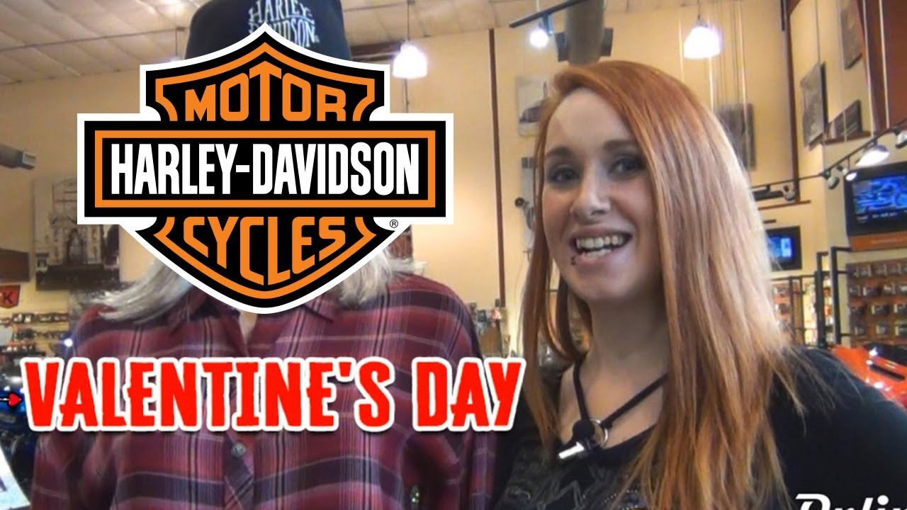 Harley Davidson Valentine S Day Gift For Her 96048 18vw Youtube