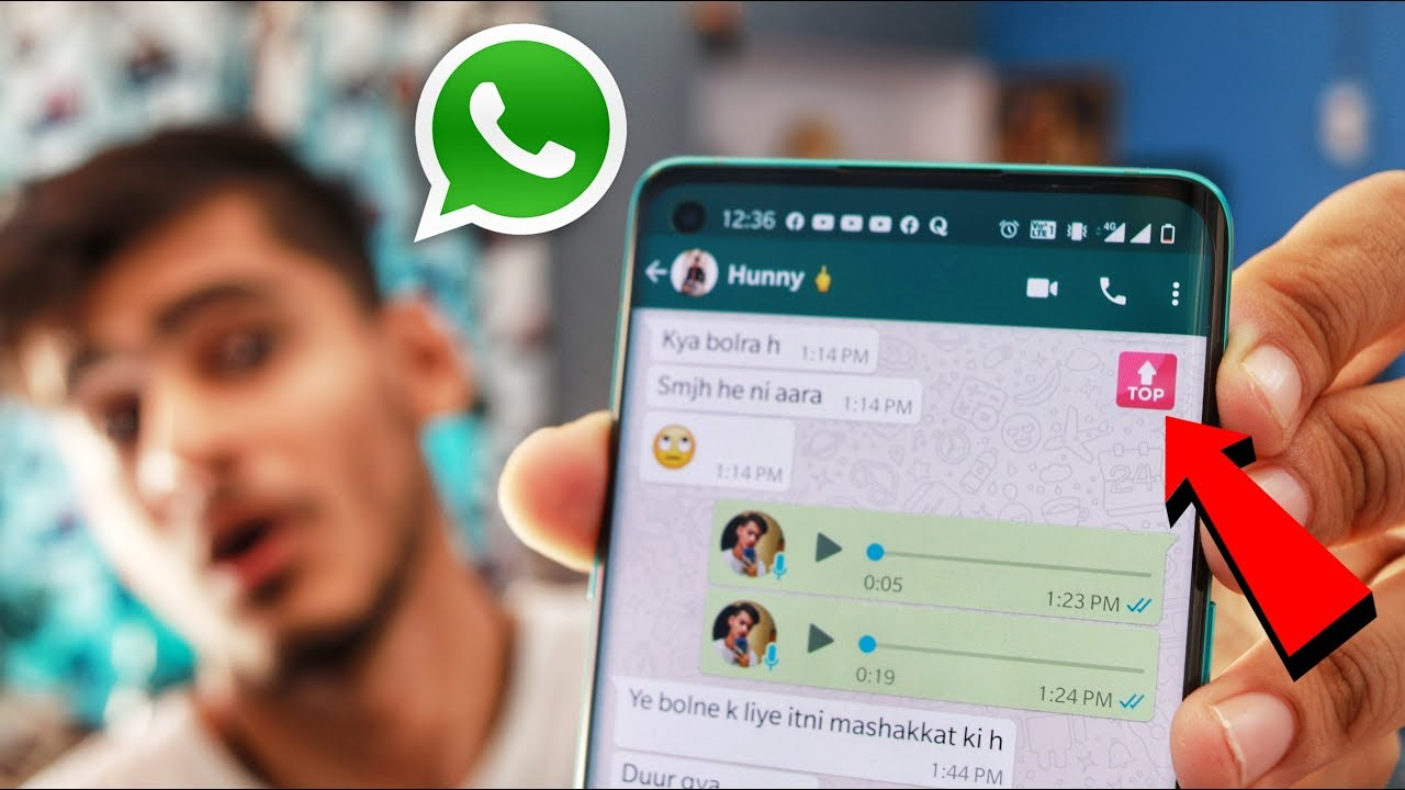 6 TAGDI WhatsApp TRICKS OR JUGAAD ZARUR TRY KARO😍 [2020] Hidden WhatsApp Features