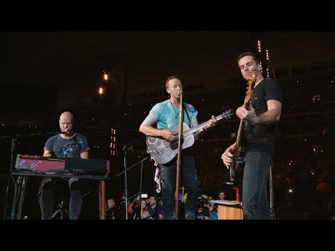 Coldplay - Houston #1