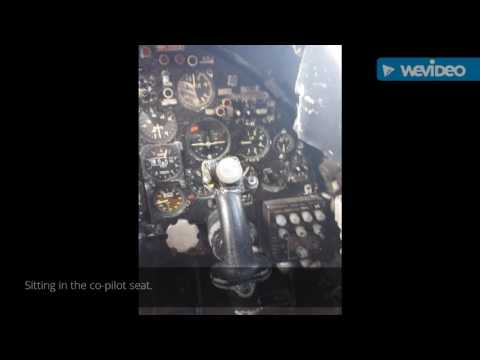 Inside the Avro Vulcan (Vulcan XL319)