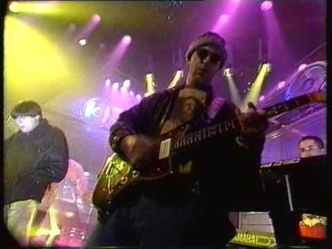 Happy Mondays Kinky Afro Top Of The Pops 1990