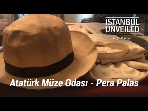 Atatürk Müze Odası Pera Palas Hotel