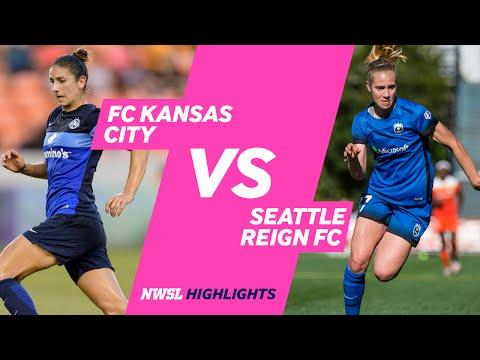 FC Kansas City vs. Seattle Reign FC: Highlights - June 25, 2016