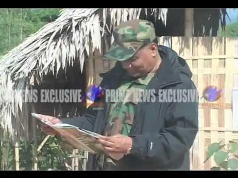 video of ulfa chief paresh Baruah.mov