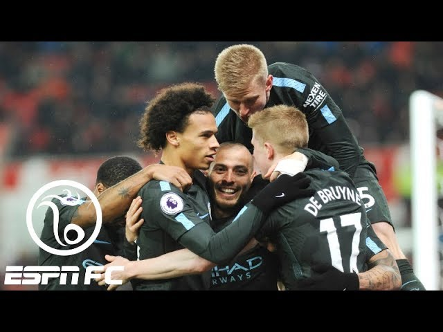 Manchester City might reach 100 points in the Premier League this season | ESPN #1