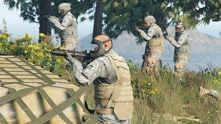ROBO UN TANQUE A LOS MILITARES!! - GTA 5 ONLINE - DLC TRAFICO DE ARMAS (GUNRUNNING)