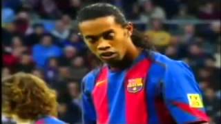SanBong365 - so sánh kỹ thuật Ronaldinho vs Cristiano Ronaldo