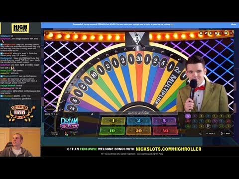 HAPPY NEW YEAR! - !highroller LIVE for UK Players