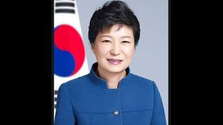 南朝鮮大統領が70周年記念式典に参加.