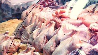 Коронавирус в еде Власти Китая обнаружили COVID 19 упаковках куриного мяса из России