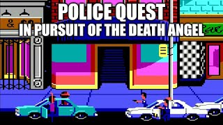 Police Quest I playthrough