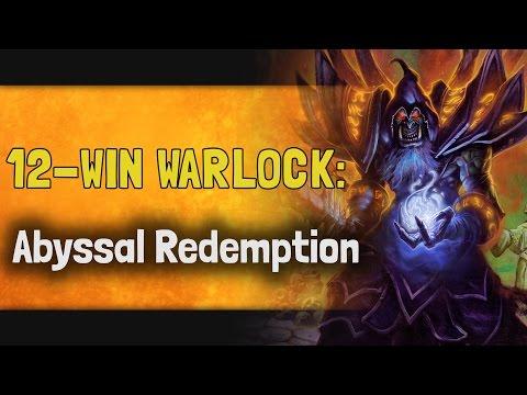 12 Win Warlock: Abyssal Redemption [MSG Hearthstone Arena]