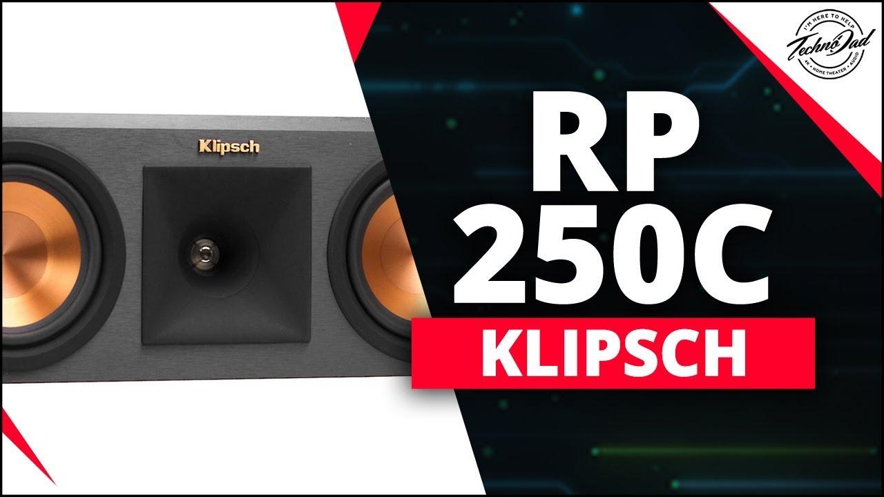 klipsch 250c. Klipsch RP-250C | Install \u0026 Isolation 250c M