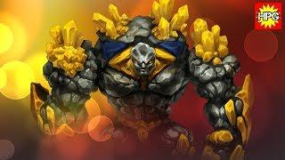 HoN Pebbles Golden Gameplay - HHH - Diamond