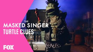 The Clues: Turtle | Season 3 Ep. 15 | THE MASKED SINGER