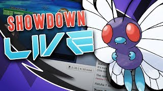[USUM OU] I'm Latios Intolerant So My Diet Is Butterfree (PS Live #37)
