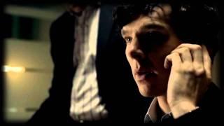 """BBC Sherlock. Шерлок/Джон """"Обыденный сюжет всех религий"""""""
