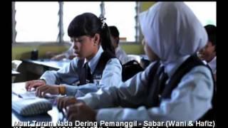 Repeat youtube video SABAR -- Wani Kamilah Bintang dan Hafiz (Official Music Video)
