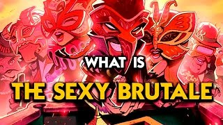 THE SEXY BRUTALE | WHAT IS thumbnail