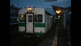 【走行音】大糸線 キハ52 125(いすみ鉄道への譲渡車両) 糸魚川→平岩(2003年)