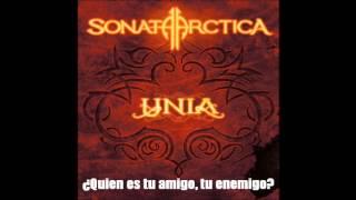 Sonata Arctica - (İspanyolca Altyazılı)Savaşçı bir His Yaratmak için