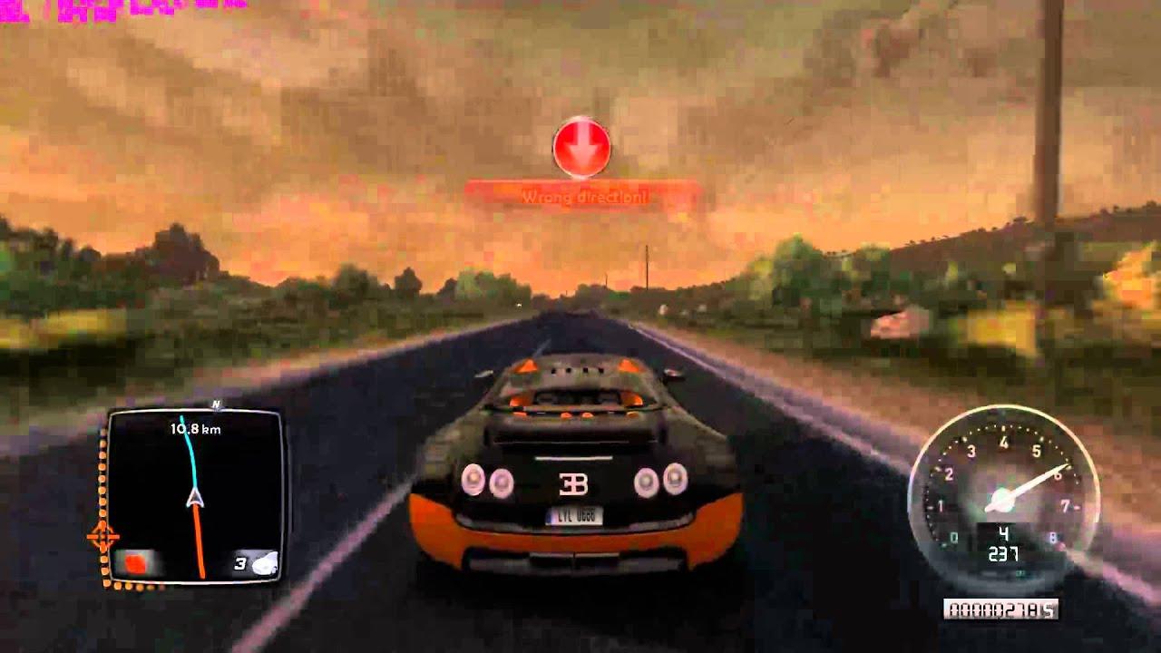 test drive unlimited 2 my bugatti veyron super sport. Black Bedroom Furniture Sets. Home Design Ideas