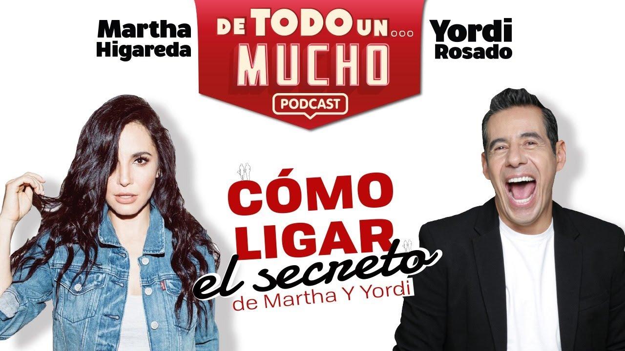 E7. Cómo ligar   El secreto de Martha Higareda y Yordi Rosado