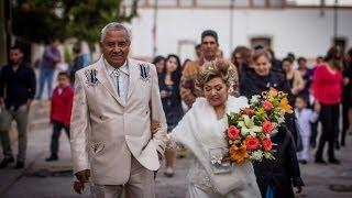 BODAS DE ORO: Carlos y Teresa (Canon 550D/Canon 7D)