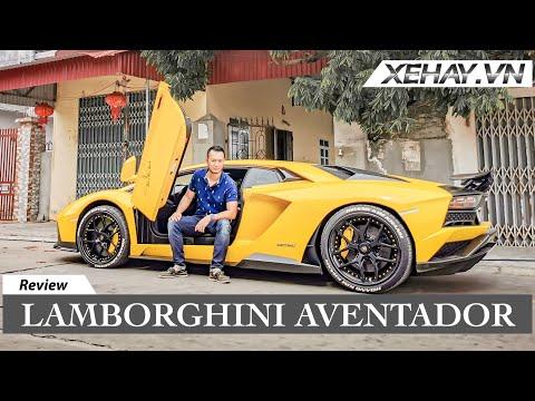 Aventador S mạnh nhất VN của Hoàng Kim Khánh với hơn 800 mã lực |XEHAY.VN|