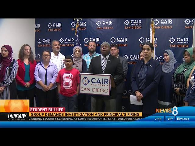 Video: CAIR-San Diego Releases Video of Bullying Targeting Muslim Student