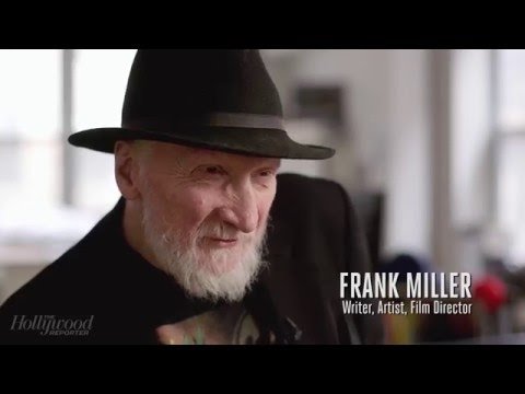 Frank Miller Interview: Batman, Sin City Comic Book Writer and Artist