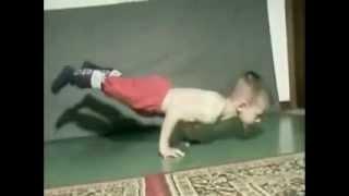 Najsilniejsze dziecko swiata Giuliano Stroe