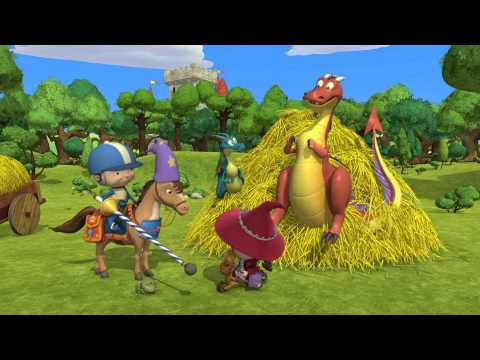 Mike the Knight: Journey to Dragon Mountain - Clip