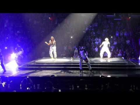 TLC - Intro + What About Your Friends (Main Event Tour D.C. 6-10-15)