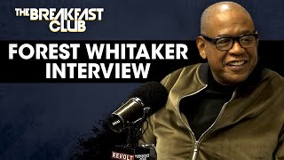 Forest Whitaker On Bumpy Johnson Portrayal In 39Godfather Of Harlem39 Malcolm X Relationship  More