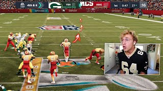 Our First Super Bowl Was WILD... Wheel of MUT! Ep. #8