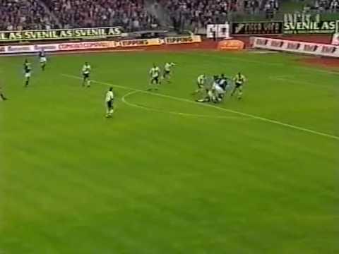 Rosenborg - Molde (1998)