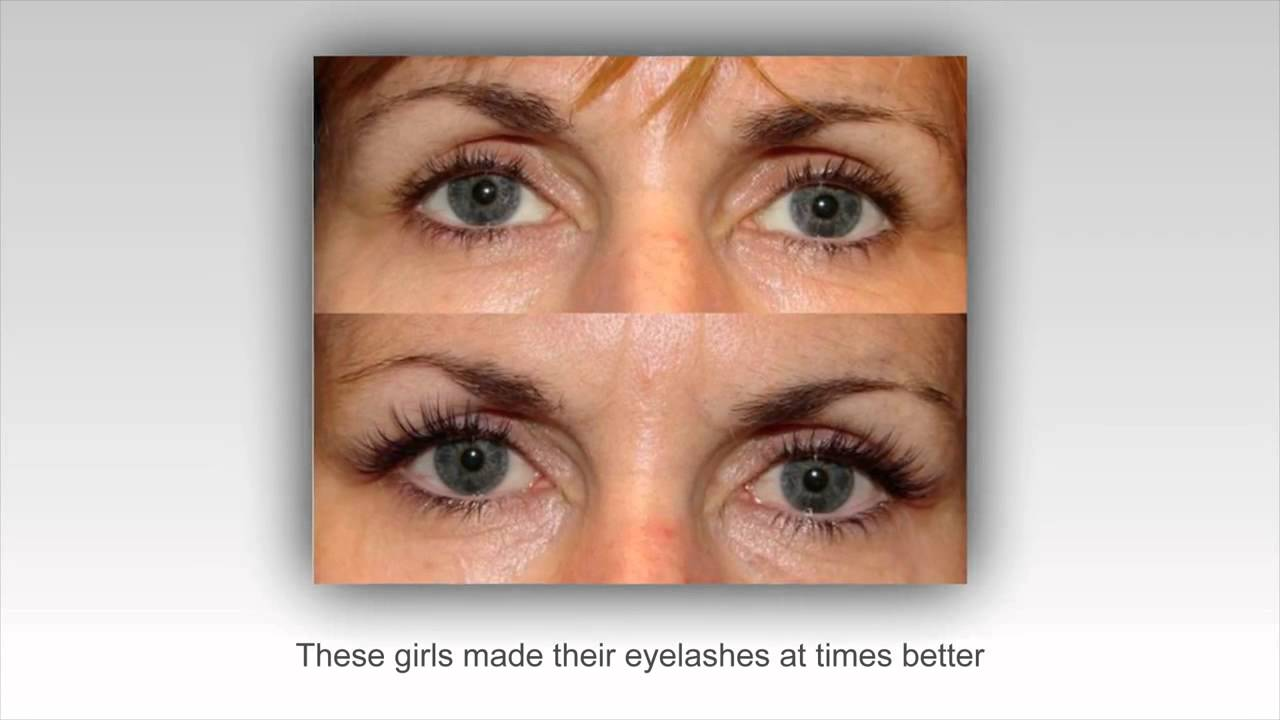 Best Eyelash Enhancer Do Eyelashes Grow Back Youtube