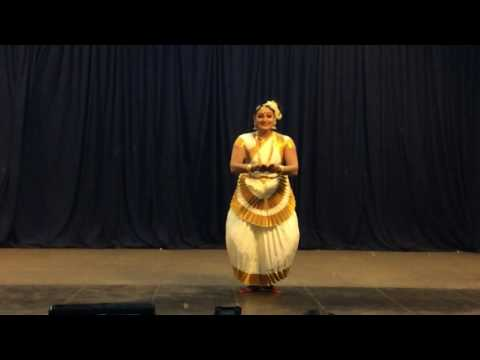 Poornatrayesha hare..Mohiniyattam by Dr. Aparna Gopinath