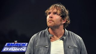Seth Rollins interrupts his WWE Battleground opponent Dean Ambrose: SmackDown, July 18, 2014