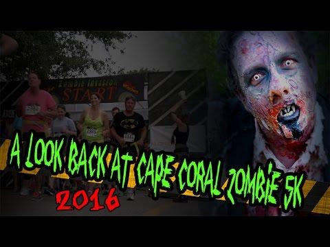 Cape Coral 5K Zombie Invasion