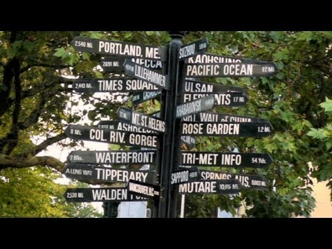 Exploring Portland, Oregon