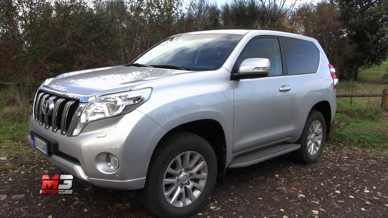 Toyota land cruiser 2015 first test drive youtube - Toyota land cruiser occasion 3 portes ...