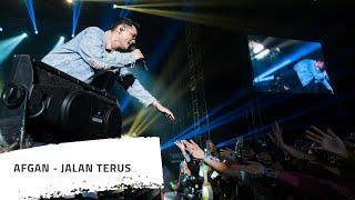 AFGAN - JALAN TERUS (VHEARTBEAT JAKARTA)