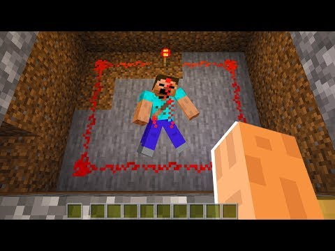 Found something scary in this Minecraft villager's house..