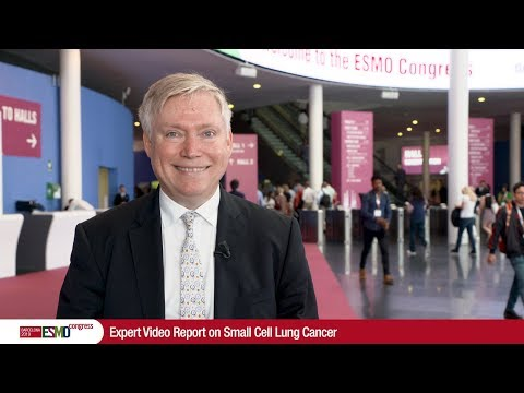 ESMO 2019 Expert Video Report on Small Cell Lung Cancer